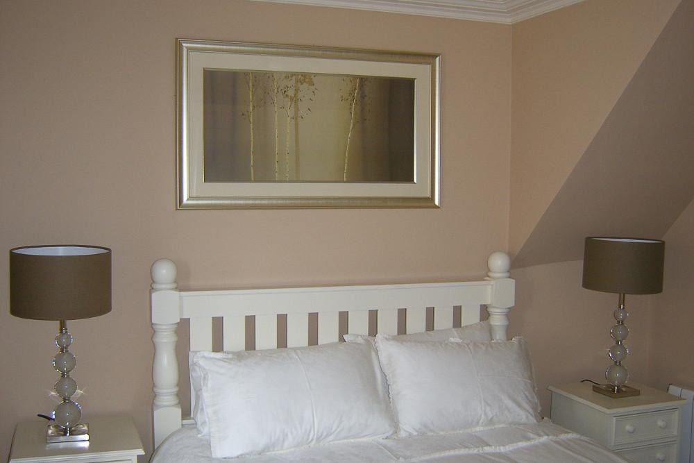 Interior Design Of An Irish Bedroom By Interior Designer