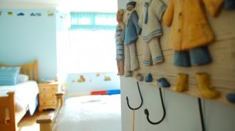 Interior Design, childrens bedroom, Cork