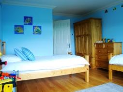 Bedroom - interior design by Hannah Lordan