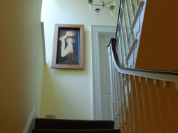 Staircase - interior design by Hannah Lordan, Cork