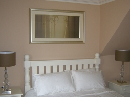 Bedroom - interior design by Hannah Lordan