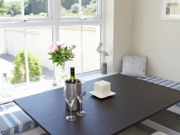 Dining room - interior design by Hannah Lordan, Cork