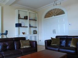 Living room - interior design by Hannah Lordan