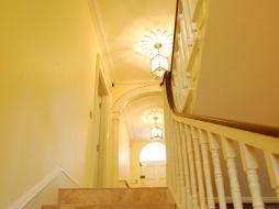 Hallway - interior design by Hannah Lordan