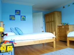 Children bedroom - interior design by Hannah Lordan, Cork