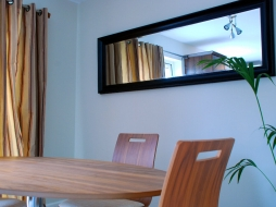 Dining area - interior design by Hannah Lordan